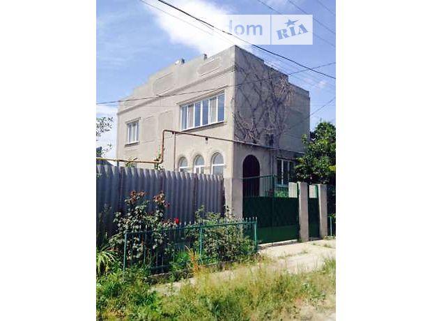 двухэтажный дом, 120 кв. м, ракушечник (ракушняк). Продажа в Одессе район Суворовский фото 1