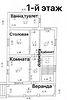 двухэтажный дом с садом, 255 кв. м, блочно-кирпичный. Продажа в Царском Селе 2 (Одесская обл.) фото 4