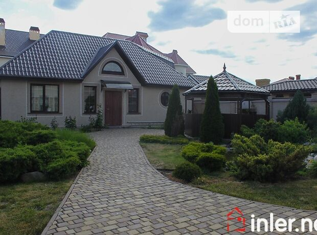 двухэтажный дом с камином, 200 кв. м, ракушечник (ракушняк). Продажа в Царском Селе (Одесская обл.) фото 1