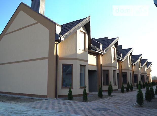 двухэтажный дом с террасой, 102 кв. м, газобетон. Продажа в Олевске район Олевск фото 1