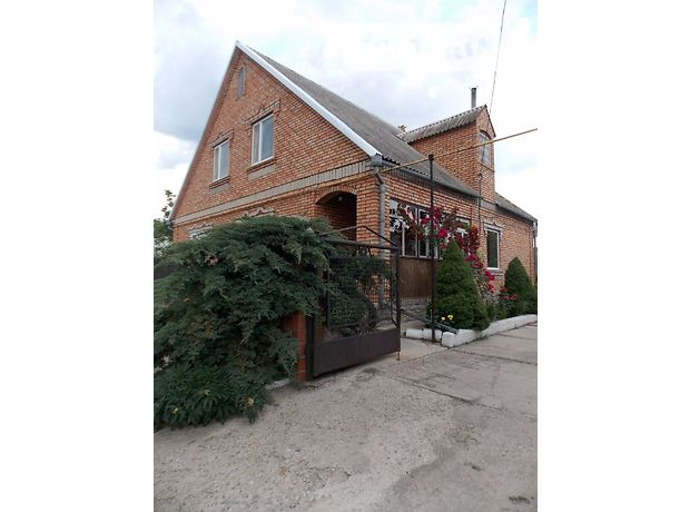 двухэтажный дом, 180 кв. м, кирпич. Продажа в Преображенке (Запорожская обл.) фото 1