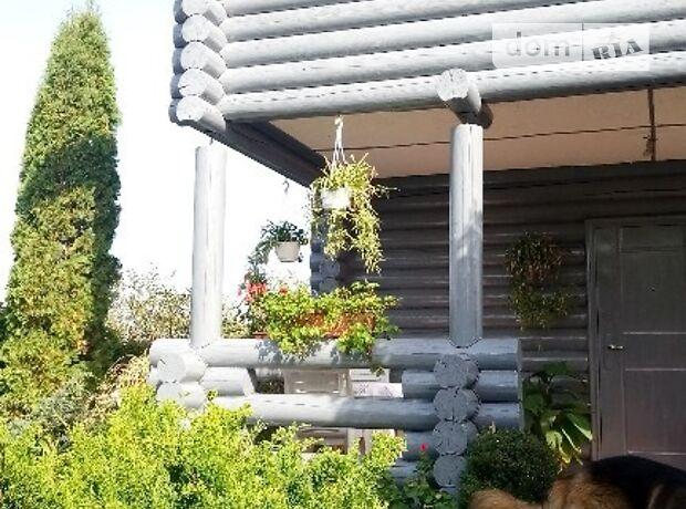 двухэтажный дом с садом, 100 кв. м, сруб. Продажа в Овидиополе район Овидиополь фото 1