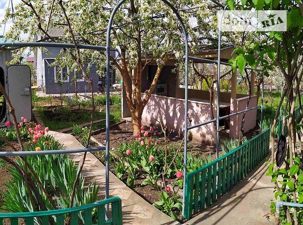 одноэтажный дом с садом, 53 кв. м, дерево и кирпич. Продажа в Великодолинском (Одесская обл.) фото 1
