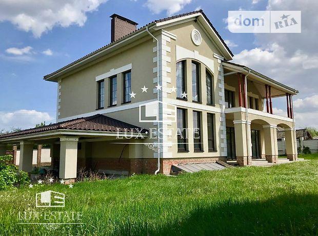 двухэтажный дом с камином, 462 кв. м, кирпич. Продажа в Мартово (Харьковская обл.) фото 1