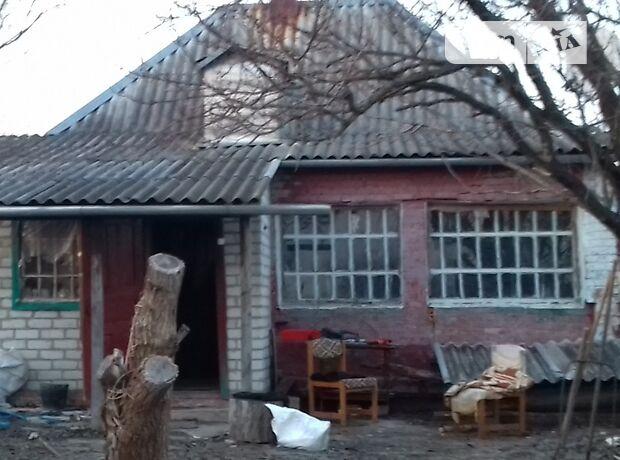 одноэтажный дом, 44.5 кв. м, кирпич. Продажа в Печенегах район Печенеги фото 1