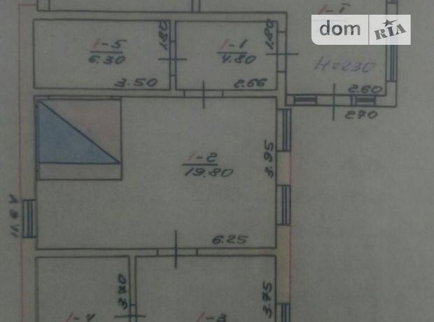 Продажа дома, 83.2м², Киевская, Переяслав-Хмельницкий, c.Лецки