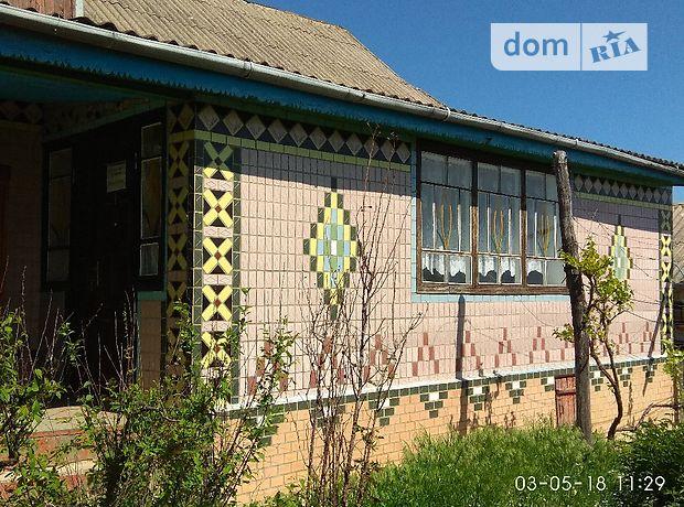 одноповерховий будинок з садом, 57 кв. м, ракушняк. Продаж в Піщанці (Вінницька обл.) фото 1