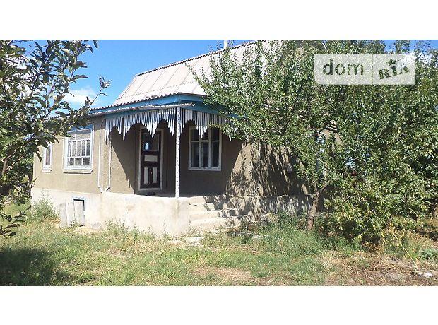 одноповерховий будинок з садом, 70 кв. м, ракушняк. Продаж у Піщанці фото 1