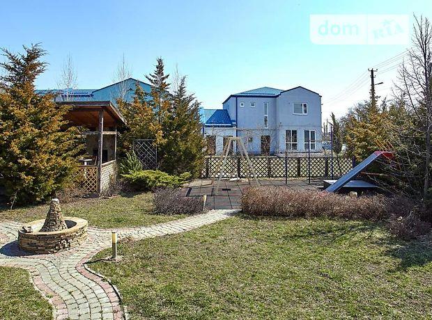 двухэтажный дом с садом, 190 кв. м, пеноблок. Продажа в Елизаветовке (Днепропетровская обл.) фото 1