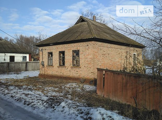 Продажа дома, 46м², Полтавская, Пирятин, р‑н.Пирятин