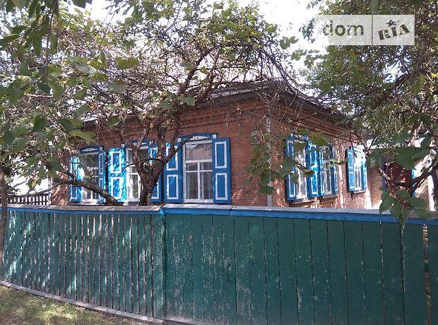 одноэтажный дом с гаражом, 81 кв. м, кирпич. Продажа в Пирятине район Пирятин фото 1