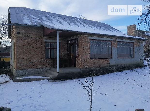 одноэтажный дом с верандой, 86.5 кв. м, кирпич. Продажа в Черниловке (Тернопольская обл.) фото 1