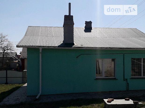 одноэтажный дом, 61 кв. м, кирпич. Продажа в Подволочинске район Подволочиск фото 1