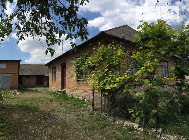 одноэтажный дом с садом, 93.6 кв. м, кирпич. Продажа в Зарубинцах (Тернопольская обл.) фото 1