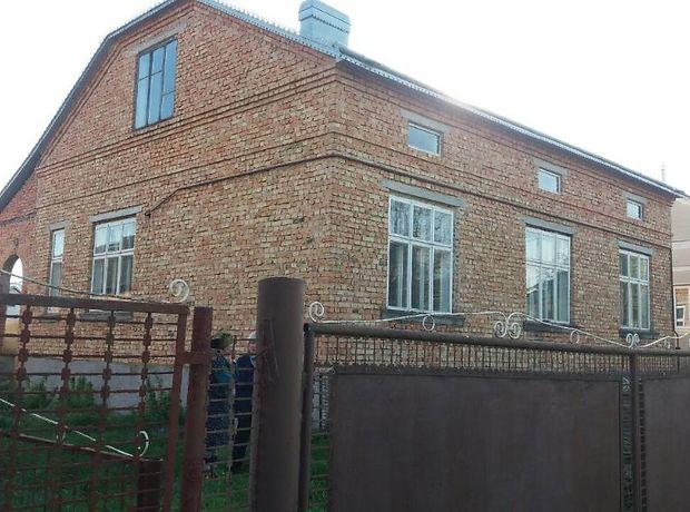 одноэтажный дом с садом, 130 кв. м, кирпич. Продажа в Подволочинске фото 1
