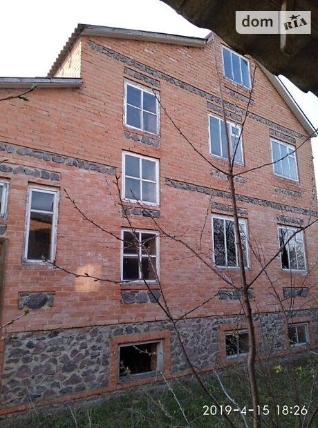 двухэтажный дом, 150 кв. м, кирпич. Продажа в Погребище фото 1