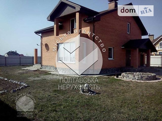Продажа дома, 186м², Полтава, р‑н.Браилки
