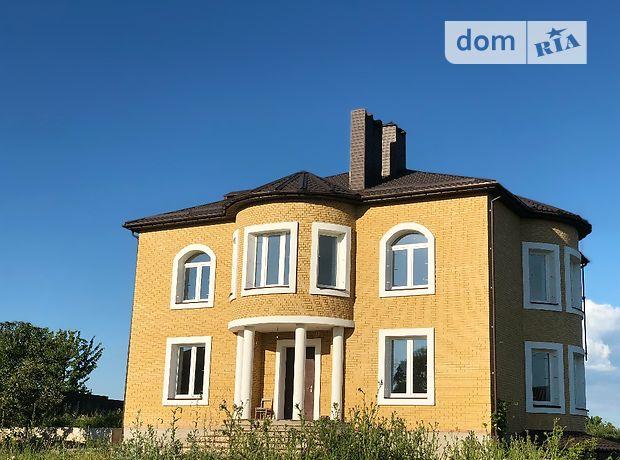 Продажа дома, 360м², Полтава, р‑н.Дальние Яковцы, Нагорная улица, дом 24
