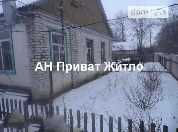 одноэтажный дом, 52 кв. м, кирпич саманный. Продажа в Калашниках (Полтавская обл.) фото 1