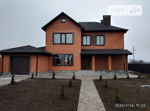 двухэтажный дом с камином, 270 кв. м, кирпич. Продажа в Полтаве район Киевский фото 1