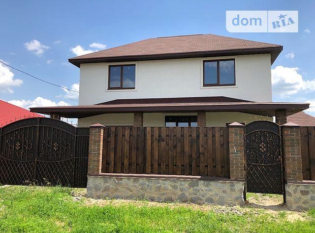 двухэтажный дом, 170 кв. м, газобетон. Продажа в Полтаве район Киевский фото 1