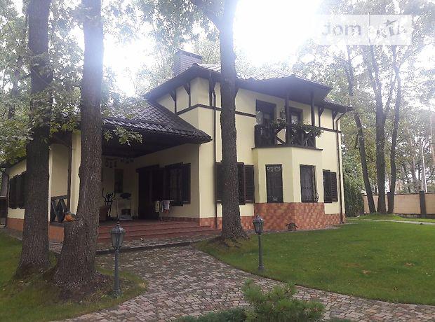 двухэтажный дом с камином, 250 кв. м, кирпич. Продажа в Копылах (Полтавская обл.) фото 1