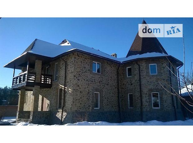 двухэтажный дом с камином, 360 кв. м, кирпич. Продажа в Копылах (Полтавская обл.) фото 1
