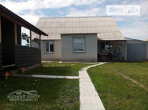 одноэтажный дом, 90 кв. м, кирпич. Продажа в Коваловке (Полтавская обл.) фото 1