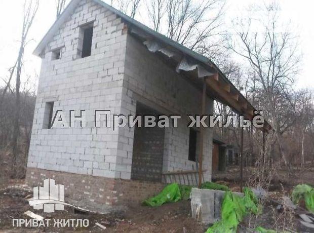 двухэтажный дом, 100 кв. м, газобетон. Продажа в Кротенках (Полтавская обл.) фото 1