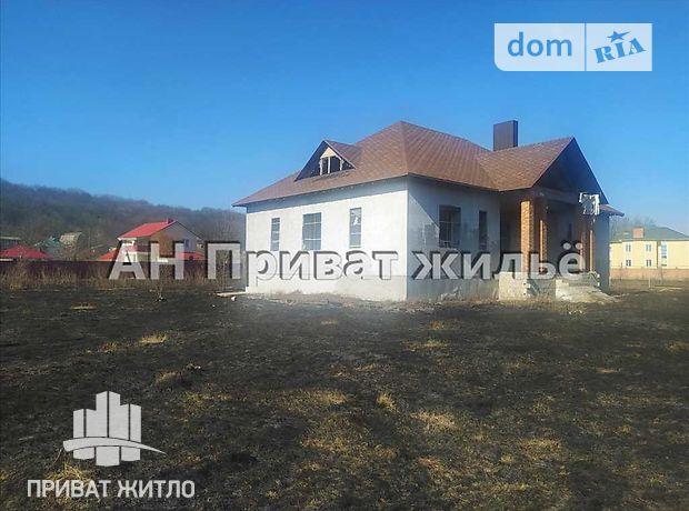 двухэтажный дом, 360 кв. м, ракушечник (ракушняк). Продажа в Кротенках (Полтавская обл.) фото 1