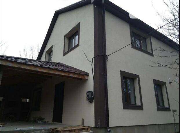 двухэтажный дом с камином, 140 кв. м, кирпич. Продажа в Кротенках (Полтавская обл.) фото 1