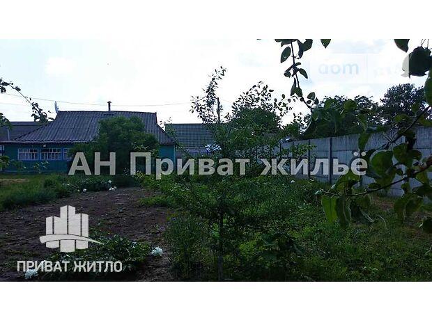 одноэтажный дом, 65 кв. м, дерево и кирпич. Продажа в Мыльцах (Полтавская обл.) фото 1