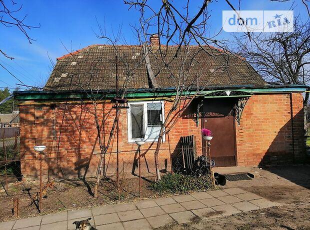 одноэтажный дом с садом, 46.3 кв. м, глинобитный. Продажа в Новоселовке (Полтавская обл.) фото 1