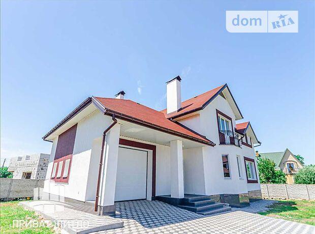 двухэтажный дом, 320 кв. м, кирпич. Продажа в Полтаве район Рыбцы фото 1