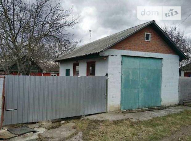 одноэтажный дом, 60 кв. м, кирпич саманный. Продажа в Шостаках (Полтавская обл.) фото 1