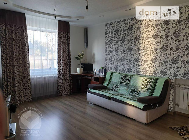 одноэтажный дом, 77 кв. м, кирпич. Продажа в Судиевке (Полтавская обл.) фото 1