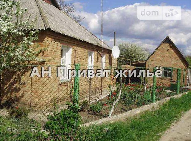 одноэтажный дом, 40.6 кв. м, кирпич. Продажа в Тахтаулове (Полтавская обл.) фото 1
