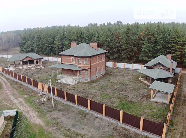 двухэтажный дом с камином, 370 кв. м, кирпич. Продажа в Терновщине (Полтавская обл.) фото 1