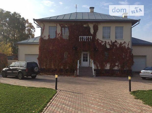 двухэтажный дом с камином, 331 кв. м, кирпич. Продажа в Полтаве район Центр фото 1