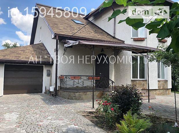 двухэтажный дом с камином, 275 кв. м, кирпич. Продажа в Полтаве район Юровка фото 1