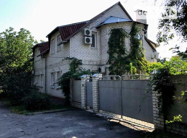 двухэтажный дом, 215 кв. м, кирпич. Продажа в Полтаве фото 1