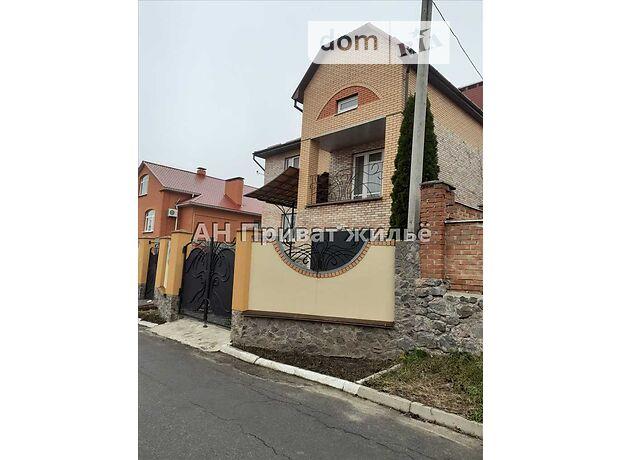 двухэтажный дом, 340 кв. м, кирпич. Продажа в Полтаве фото 1