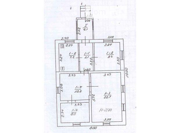 Продажа дома, 65м², Полтава