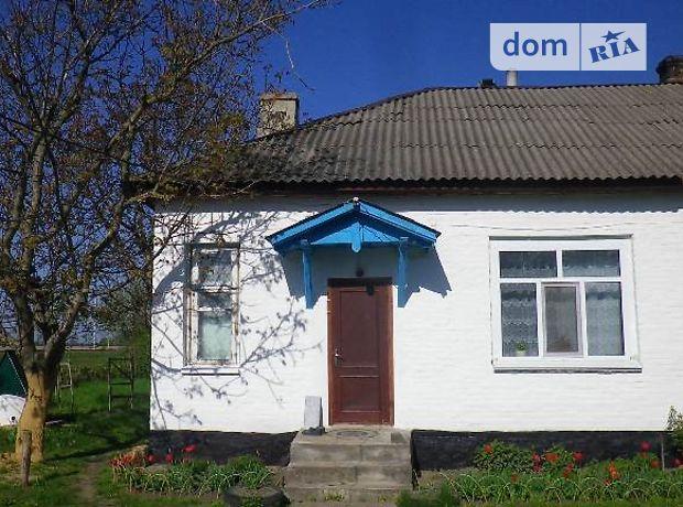 Продаж будинку, 56м², Житомирська, Попельня, c.Ходорків, Дачная улица