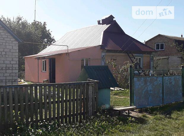 одноэтажный дом с садом, 60 кв. м, кирпич. Продажа в Каменке (Житомирская обл.) фото 1