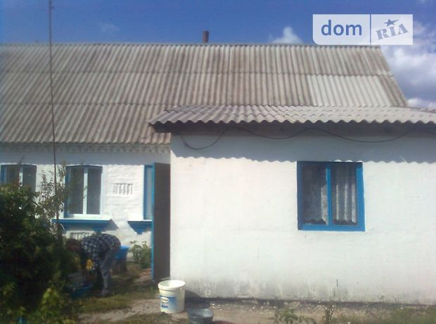 Продажа дома, 90м², Житомирская, Попельня, c.Красногорка, садова