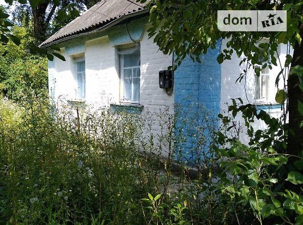 одноэтажный дом с гаражом, 65 кв. м, кирпич. Продажа в Попольне район Попельня фото 1