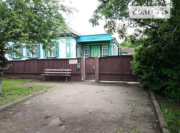 одноэтажный дом с садом, 140 кв. м, дерево и кирпич. Продажа в Прилуках фото 1