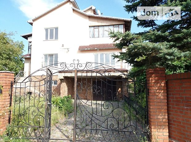 двухэтажный дом с камином, 285 кв. м, кирпич. Продажа в Давыдове (Львовская обл.) фото 1