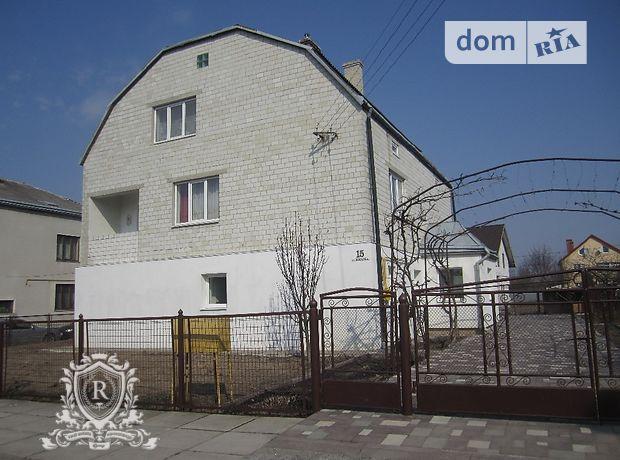 трехэтажный дом с мансардой, 203 кв. м, кирпич. Продажа в Пустомытах район Пустомыты фото 1